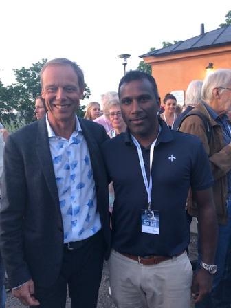 Jubileumsfest - 50 år sedan den första månlandningen!