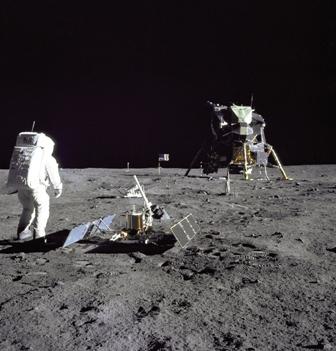 Medlemsförmån med månlandning!