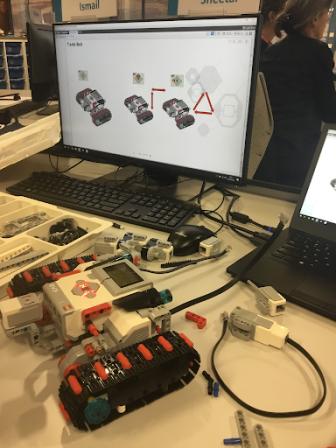 Vill du lära dig programmera en Mars-rover?