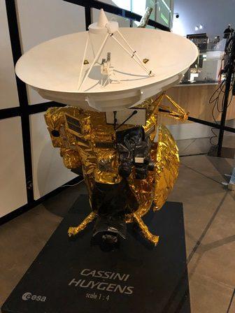 26 september var Rymdens dag på Tekniska Museet. Vår förening deltog!